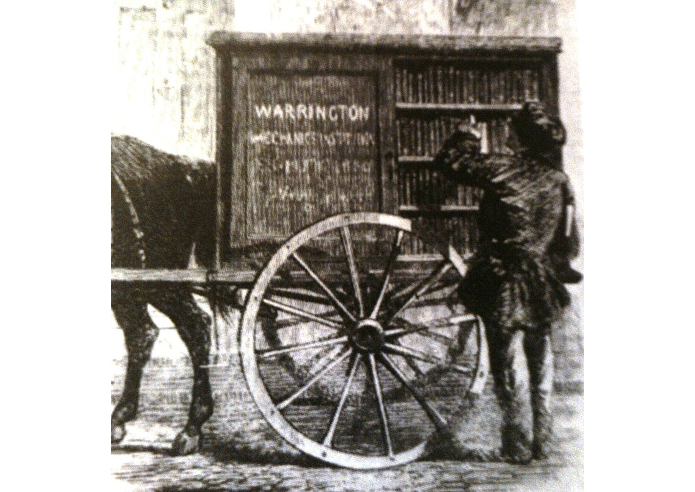 Bookmobile: A Book Printer, Not A Perambulating Library