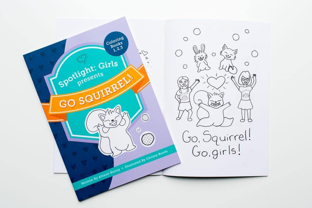 Go Squirrel!