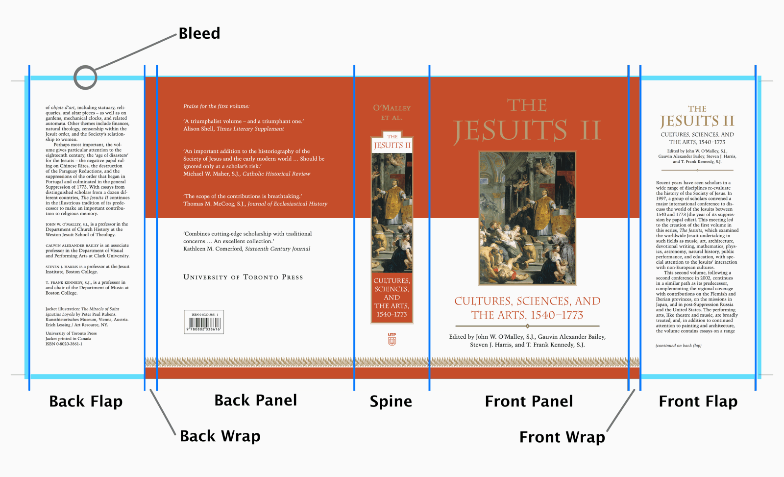 Print Positive: Sizing A Dust Jacket | Bookmobile