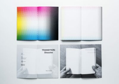 CMYK and Transitions