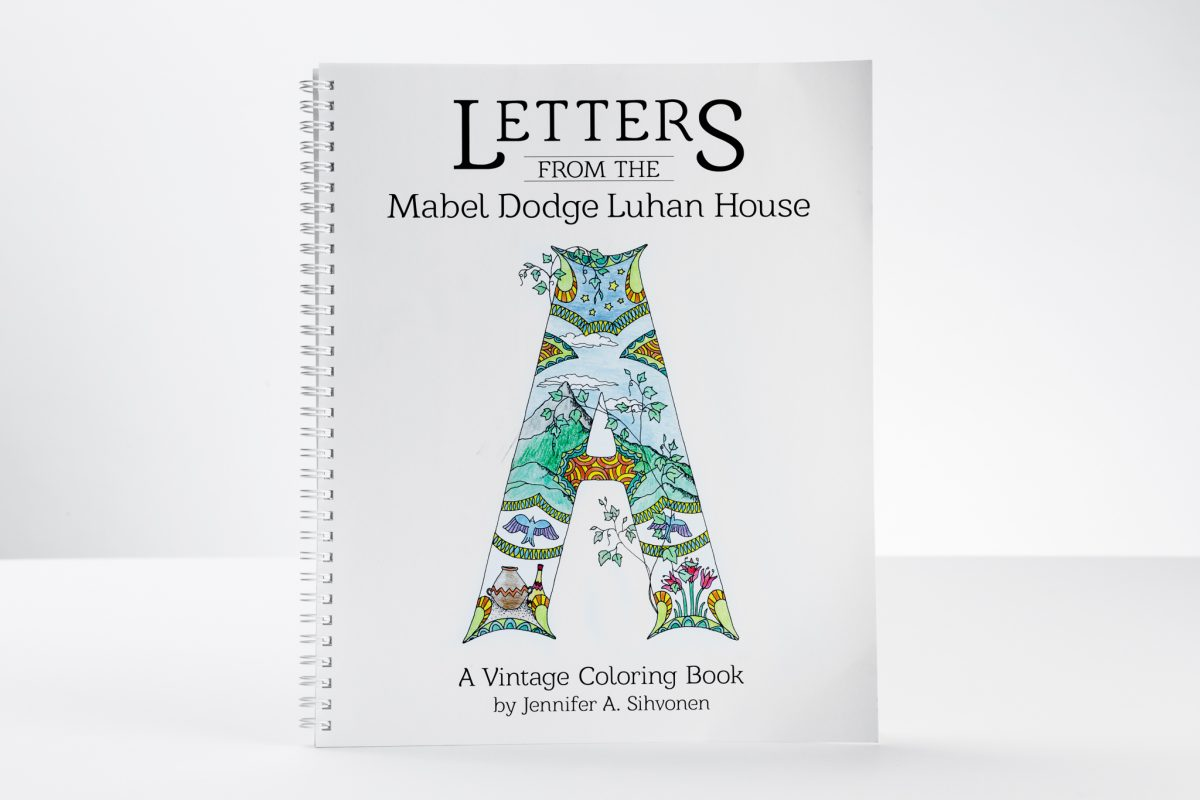 Letters from the Mabel Dodge Luhan House