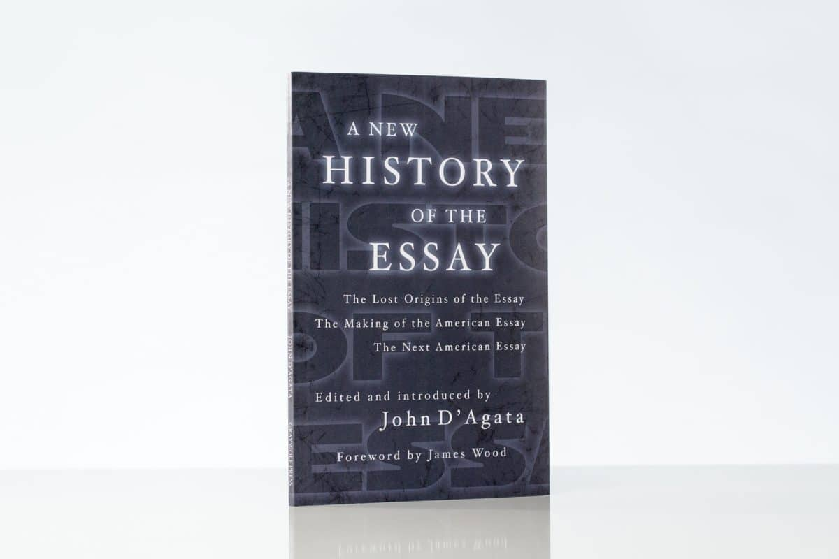 A New History of the Essay