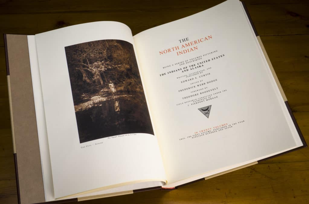 Fine Art Photography Books: The Historic Republication of Edward S. Curtis