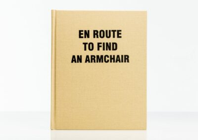 En Route to Find an Armchair