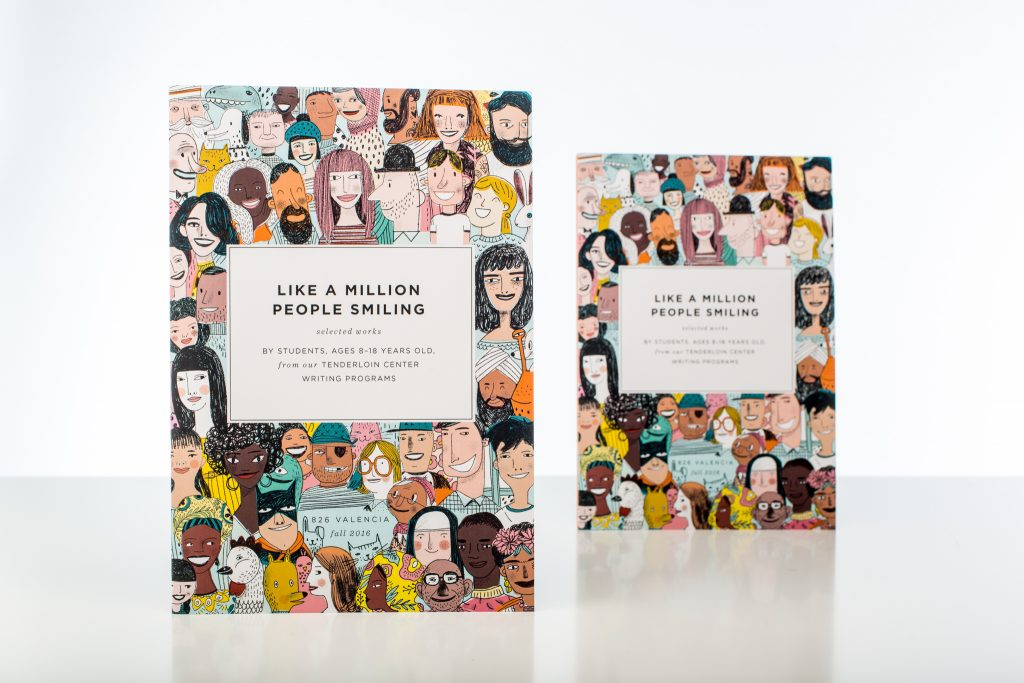 Paperback Printing for 826DC, 826LA, 826NYC, and 826 Valencia