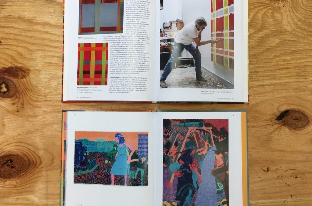Print Your Art Books, A Look at Two Fine Art Hardcovers That Feature Paintings