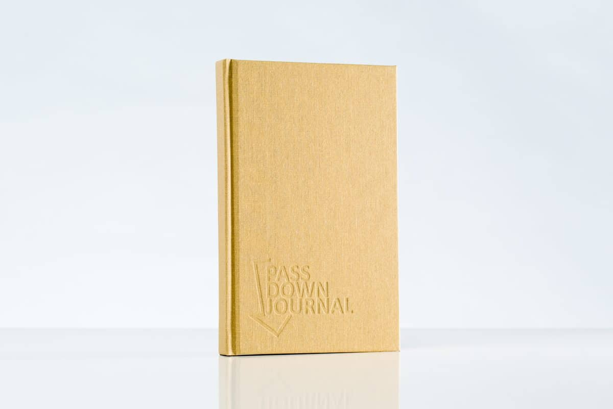 The Pass Down Journal