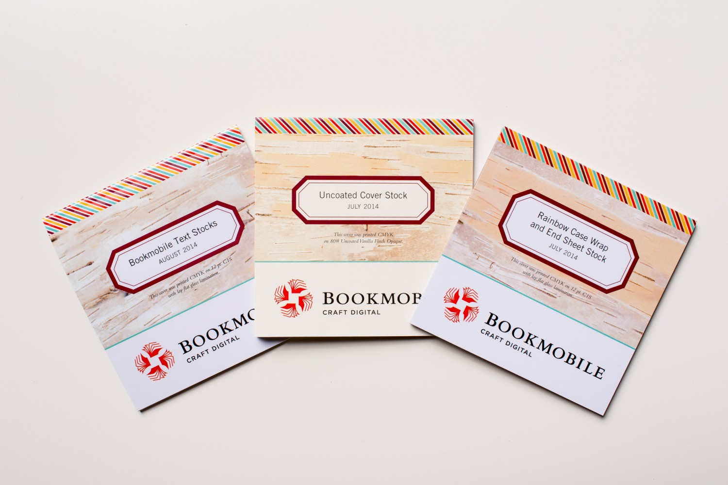New Paper Stock Available at Bookmobile!