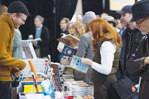 Twin Cities Book Festival, Reason #548 to Love Minneapolis