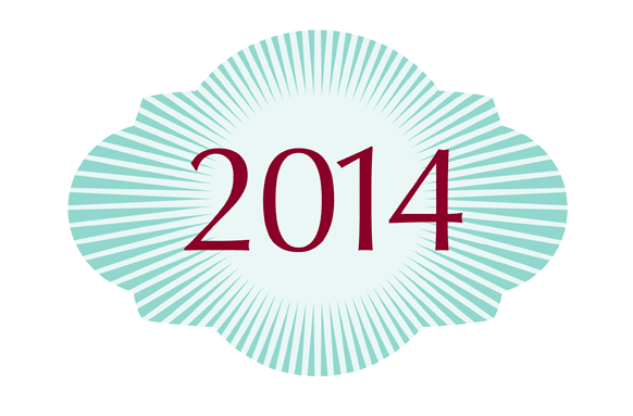 2014 Has Been a Fantastic Year for Our Book Publishers!