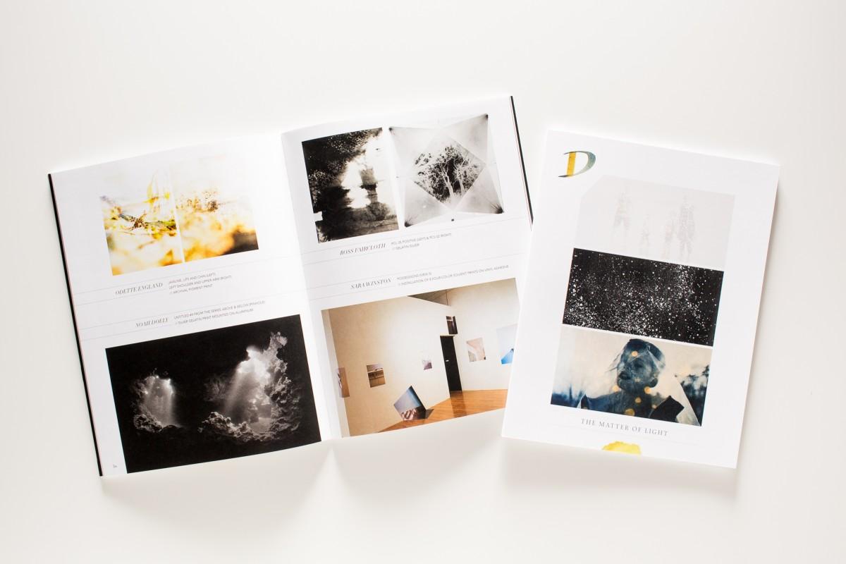 Diffusion, Printing a Fine Art Photography Annual Magazine
