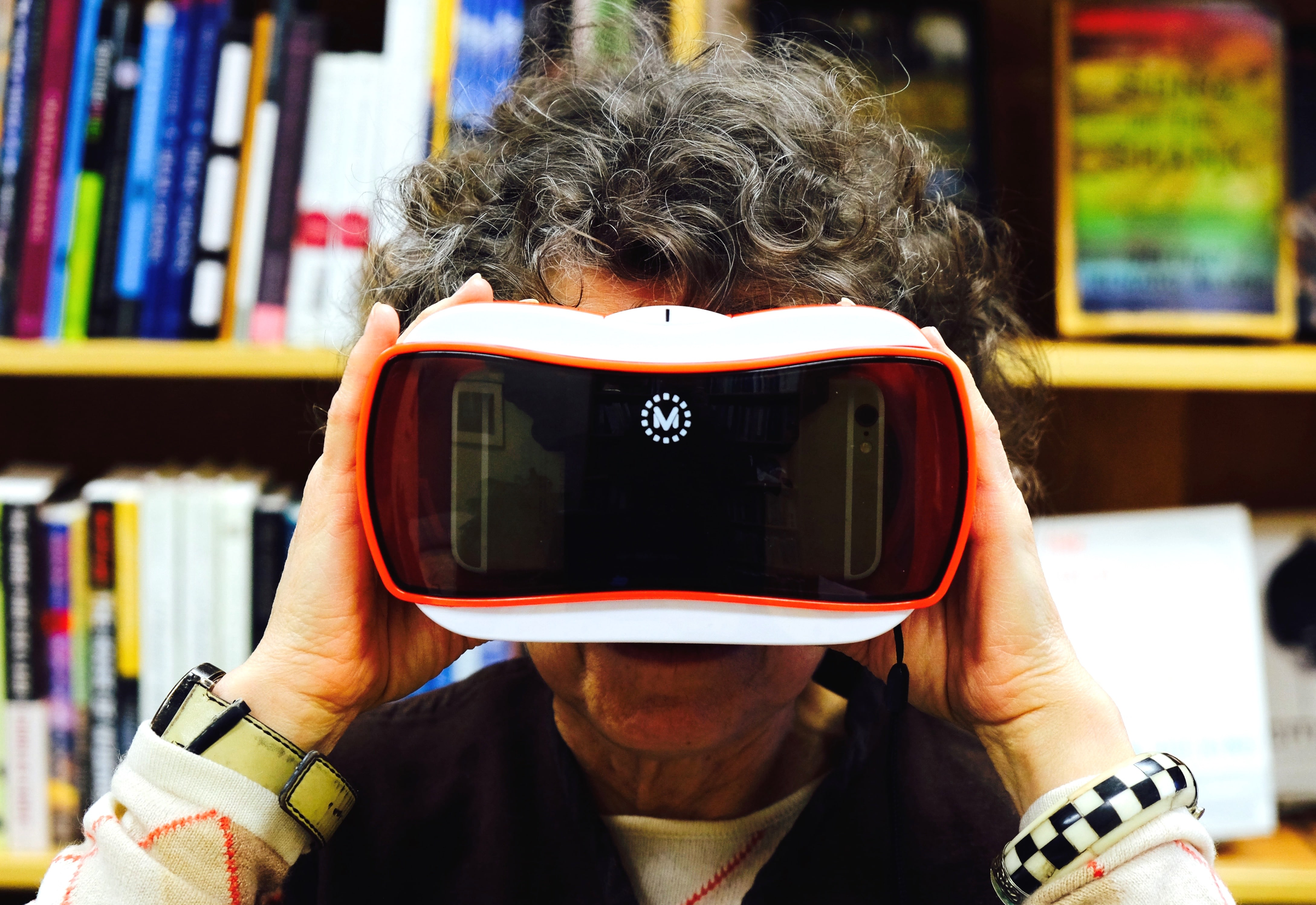 Virtual Reality And Book Publishings Future