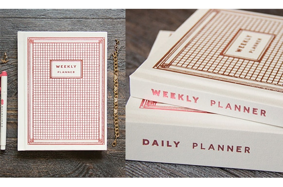 graphic about Hardcover Daily Planner called Tailor made Hardcover Textbooks for Ruskerville, An Etsy Retail store