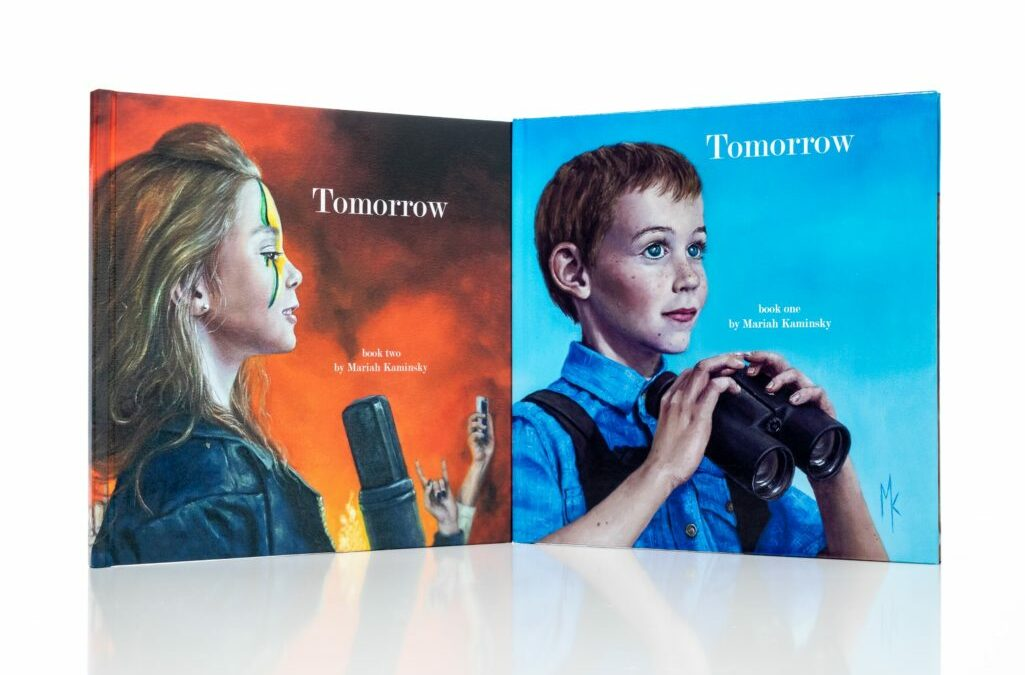 Tomorrow, Book One and Two