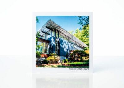 The Ikebana House