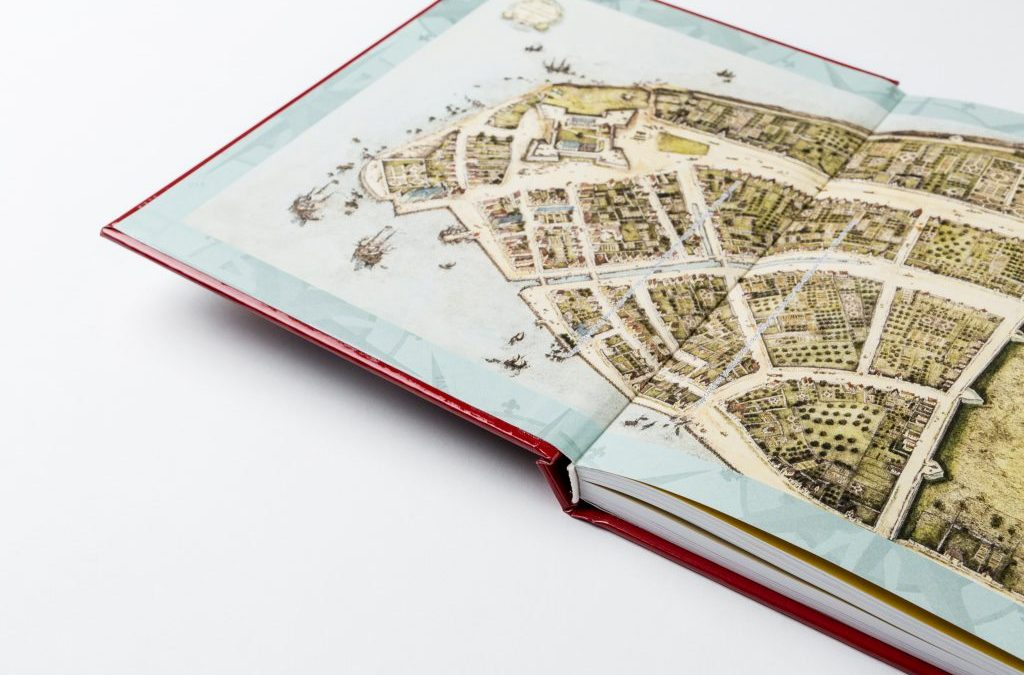 Hardcover Book Endsheets Explained