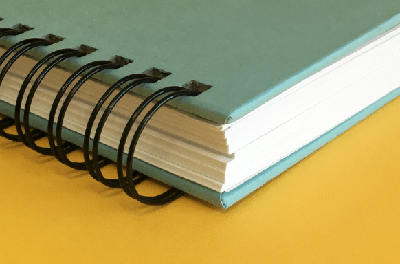Hardcover Wire Binding Now Available!